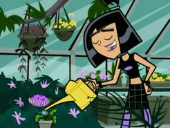 S03e06 Sam talks to her plants