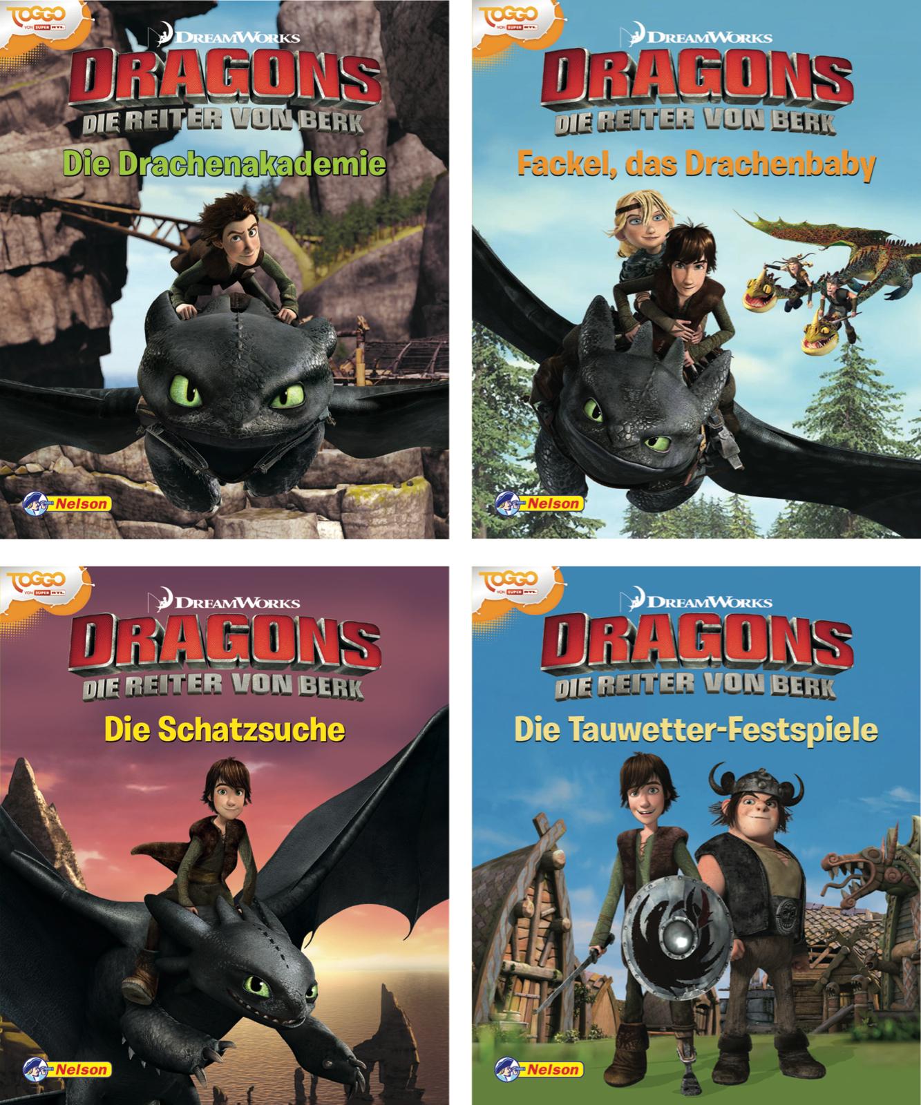 Dragons Drachenzähmen Leicht Gemacht