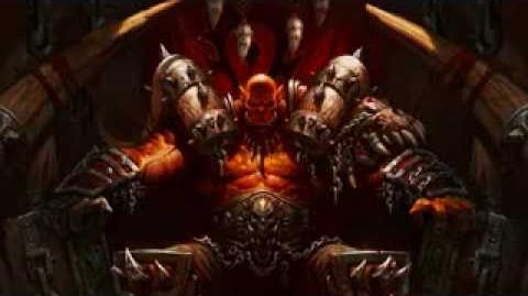 Mist Of Pandaria Final boss theme Garrosh Hellscream (Arranged)
