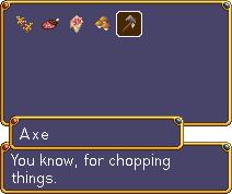 Valkemarian Tales axe