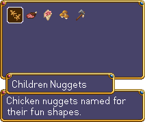 Valkemarian Tales children nuggets