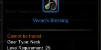 Vivian's Blessing