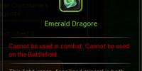 Emerald Dragore