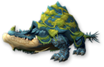 Marsh-crocoturtle