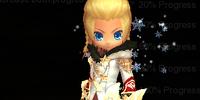 Custom Winter Wonderland Suit (M)
