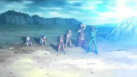Goku Super Saiyan God Blue Transformation