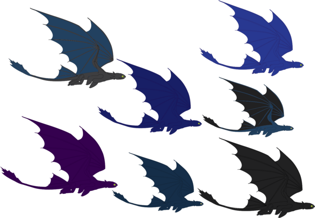 File:Toothless and Nightstar's hatchlings.png