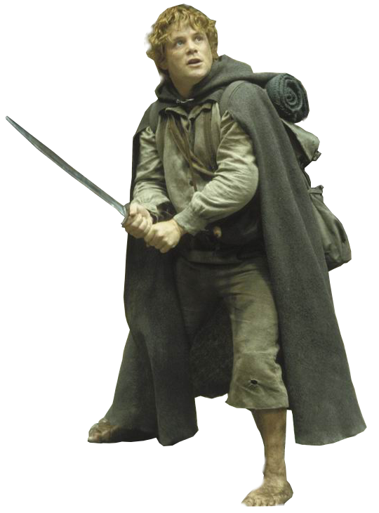 Sam Character In Lord Of The Rings