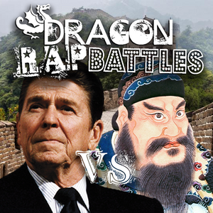 Cover Qin Shi Huang vs Ronald Reagan