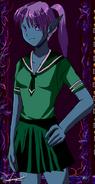 Zelda Beryl - Sailor Fuku