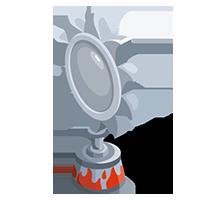 Solar Silver Trophy