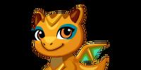 Cursed Idol Dragon