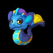 Blue Tang Baby