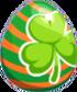 St. Patrick's Egg