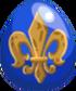 Musketeer Egg