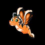 Tigerfly Juvenile