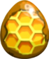 Honeycomb Egg