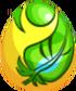 Parakeet Egg