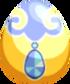 Chandelier Egg