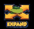 Menu expand