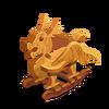 Rocking Dragon Toy