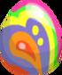 Psychedelic Egg