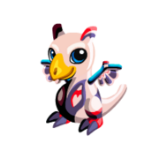 Thunderbird Juvenile