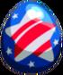 Independence Egg