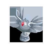 Silver Mama Trophy