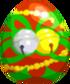 Jingle Bell Egg
