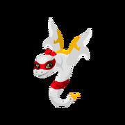 White Ninja Juvenile