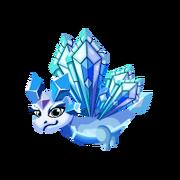 Winter Glass Baby
