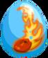 Comet Egg