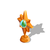 Holiday Bronze Trophy