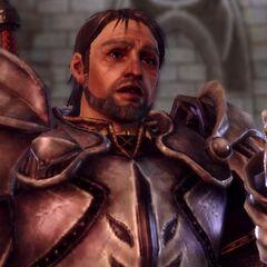 Knight-Commander Greagoir: