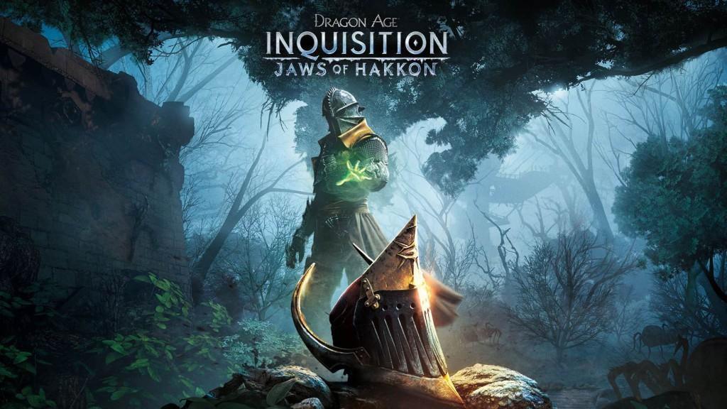 Todos los dragones de DA: Inquisition gameplay