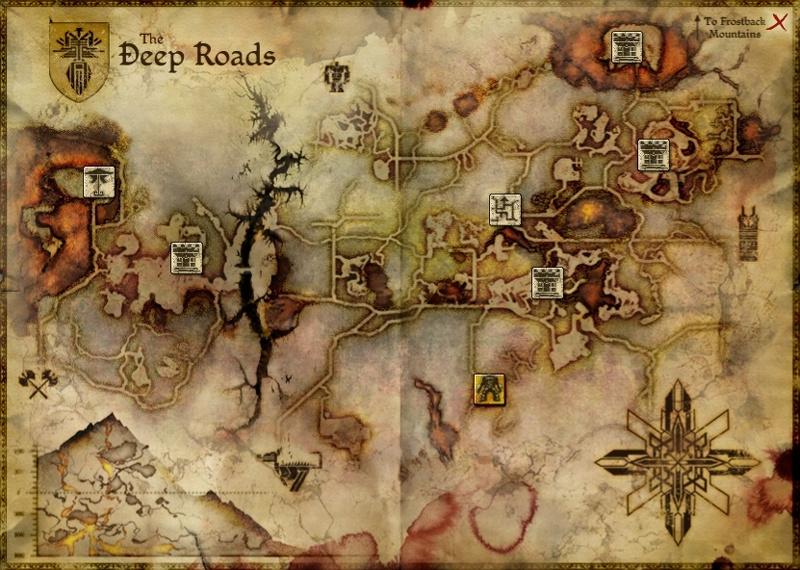 Deep Roads