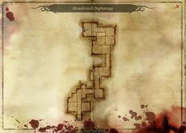 Map-Abandoned Orphanage