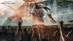 Inquisition coronation concept
