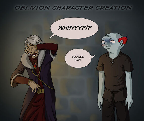 File:Oblivion Character Creation by TheMinttu.jpg