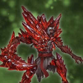 Red Templar Behemoth Heroes of DA