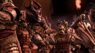 Creature-Darkspawn Group