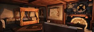 Kristoff's room