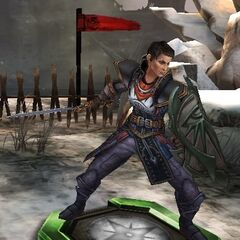 Seeker Cassandra in <i>Heroes of Dragon Age</i>