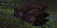 Allied Supply Crates