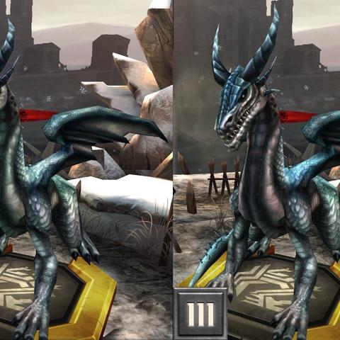A Wintersend Dragon in <i><a href=