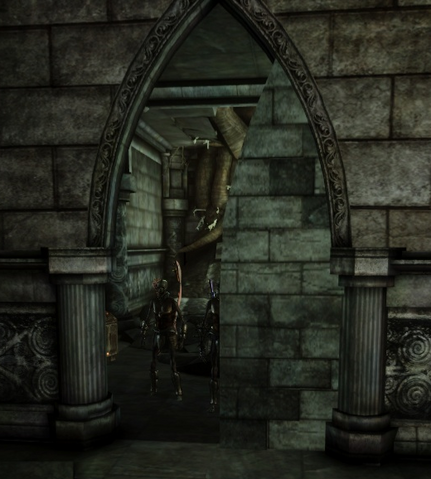 File:Ruins Upper Level - secret door.png