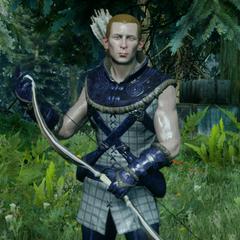 Hessarian Archer