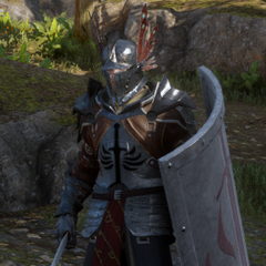 Templar Defender in <i>Dragon Age: Inquisition</i>