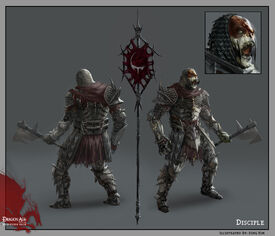 Disciples concept art